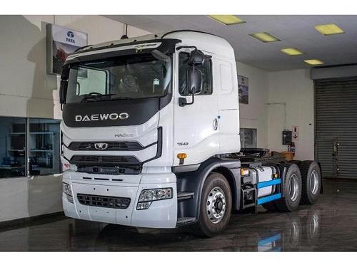 2020Daewoo KL3TX-Eaton Truck Tractor