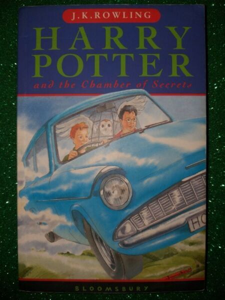 Harry Potter And The Chamber Of Secrets - JK Rowling - Book 2 - REF: 3122.