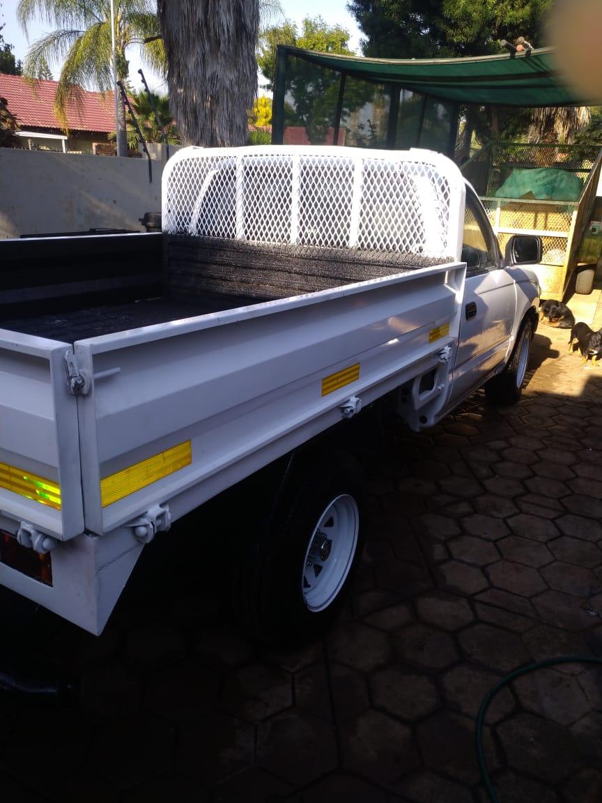 2000 Toyota Hilux 2.0