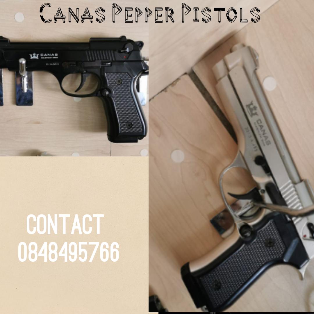 9mm p.a.k self defense gun (not real)