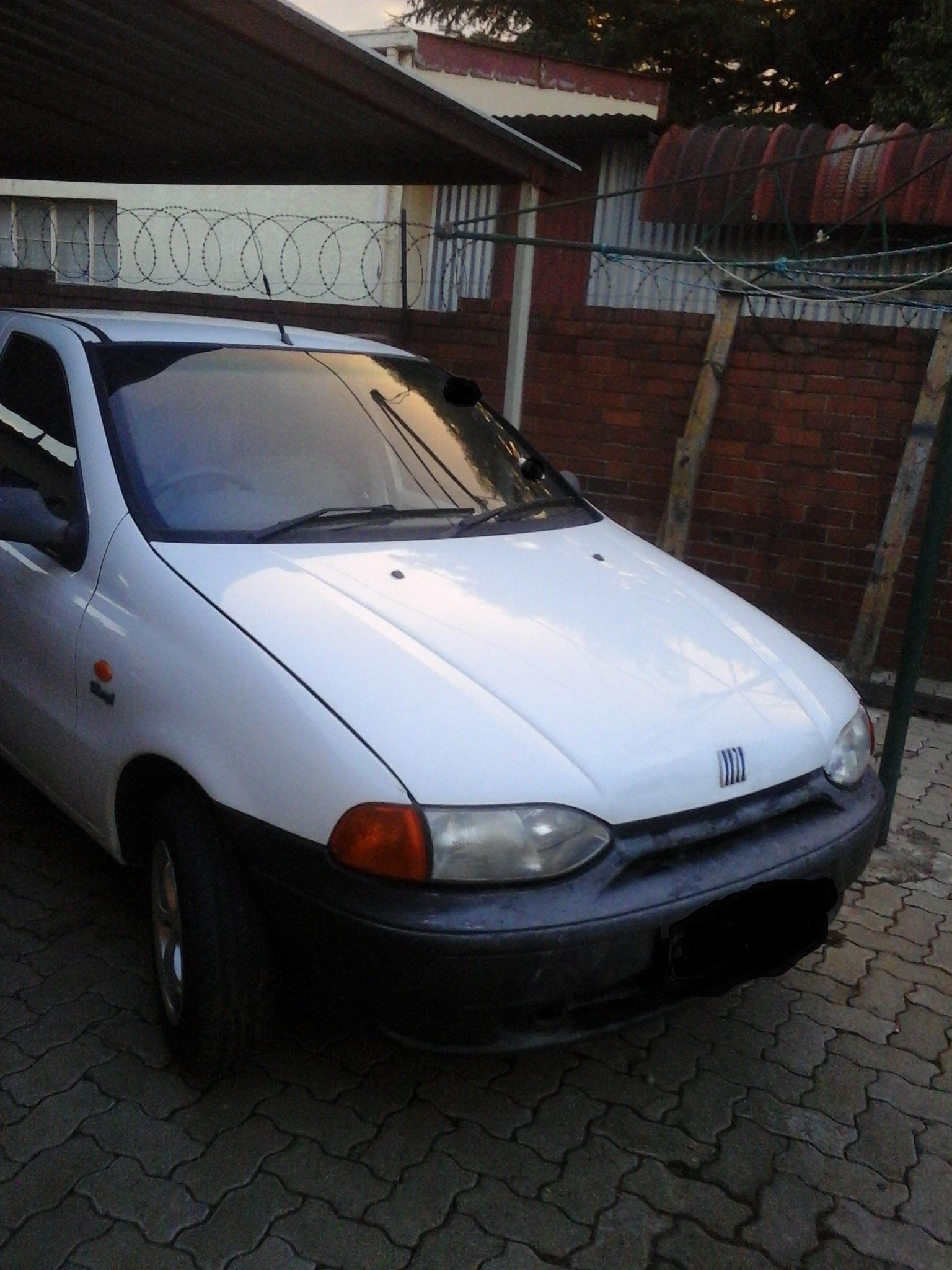 2004 Fiat Palio 1.2 Eco 5 door