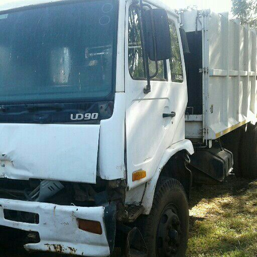 Nissan UD90 stripping for spares