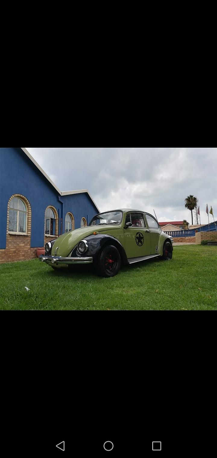 1974 VW Beetle Dune 1.4TSI