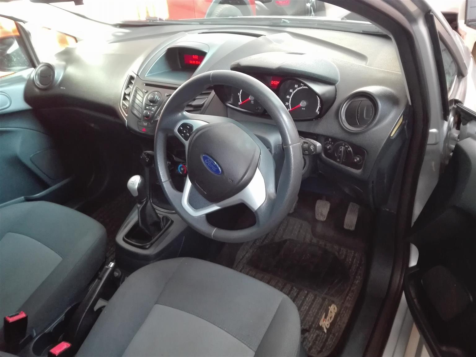 2013 Ford Fiesta 1.4 5 door Trend