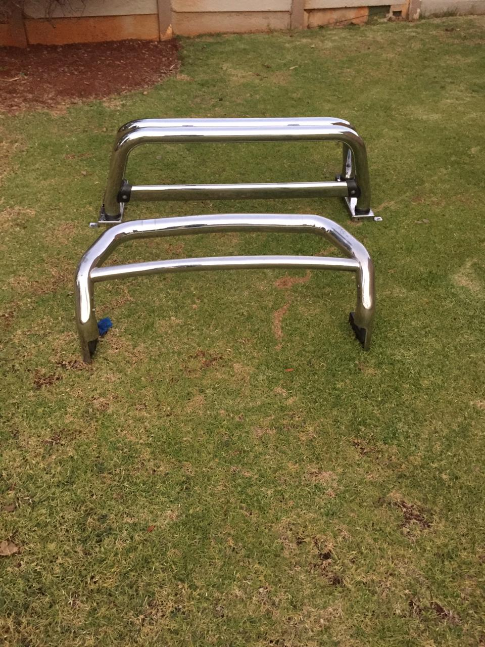 Ford Ranger bullbar, rollbar ,wheel arches and tail light covers
