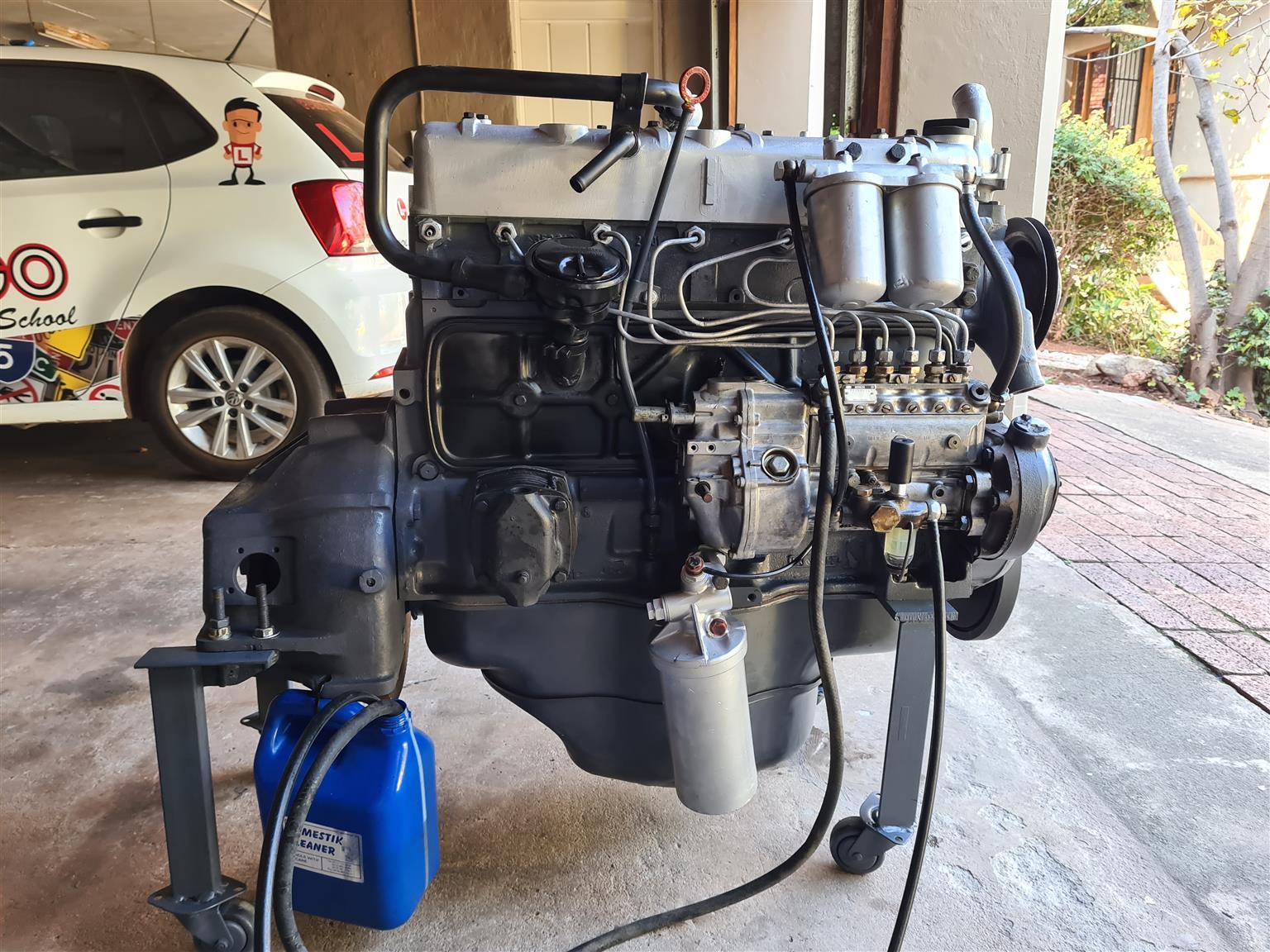 ADE 352N Truck Engine