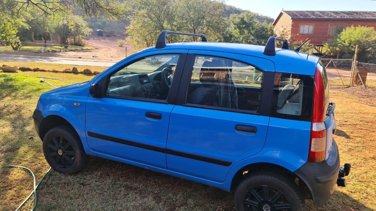 Fiat Panda 2006. Good running condition. New tyres, cambelt, carpet, shocks, etc