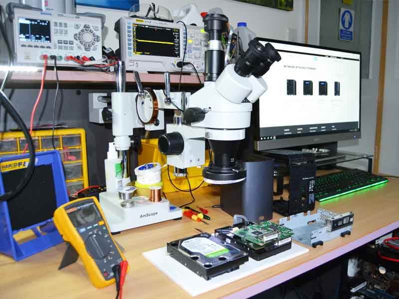 Data Recovery, Laptop Repairs and Upgrades, Onsite IT Support, Networking