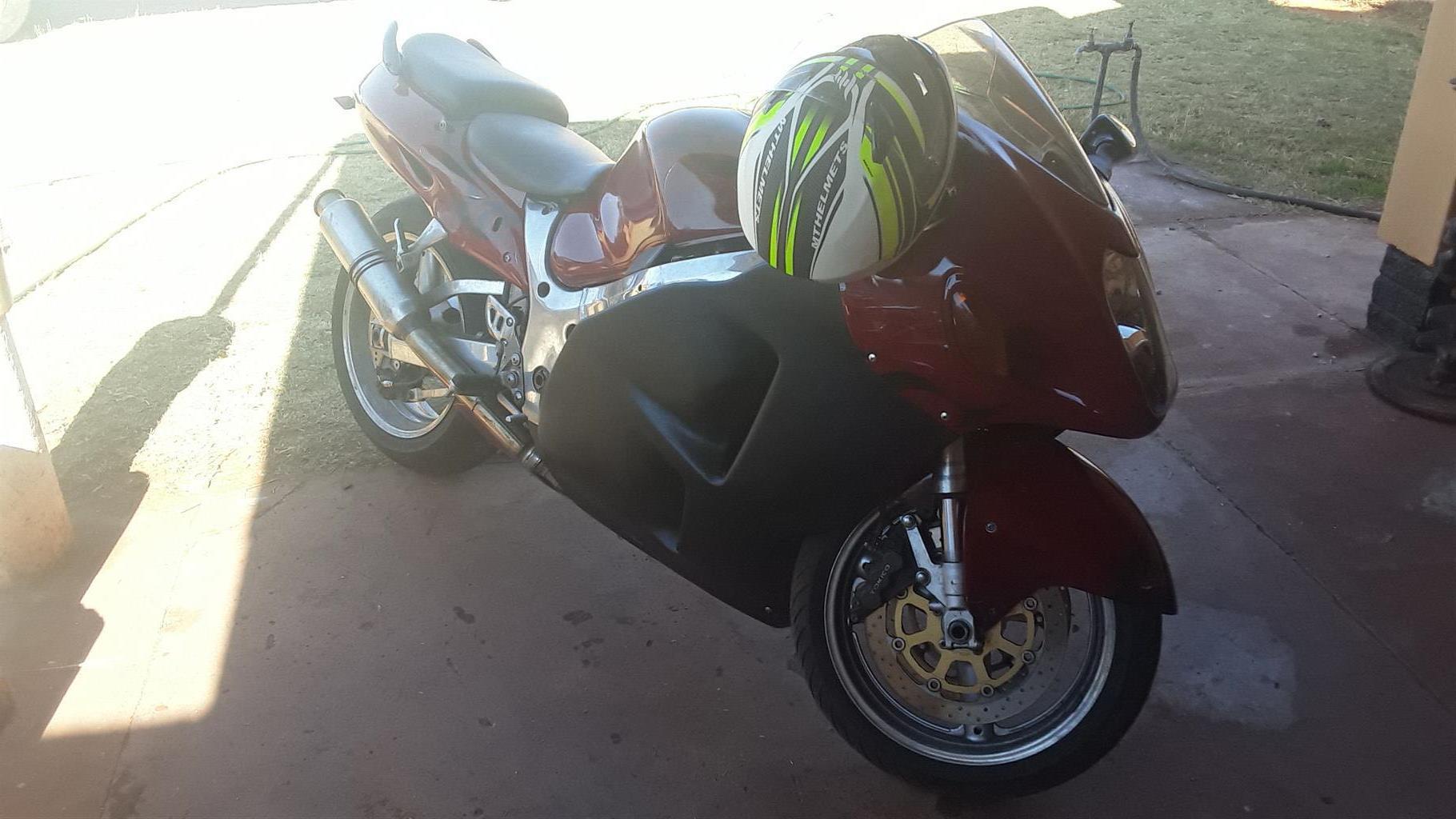 1999 Suzuki GSX1300