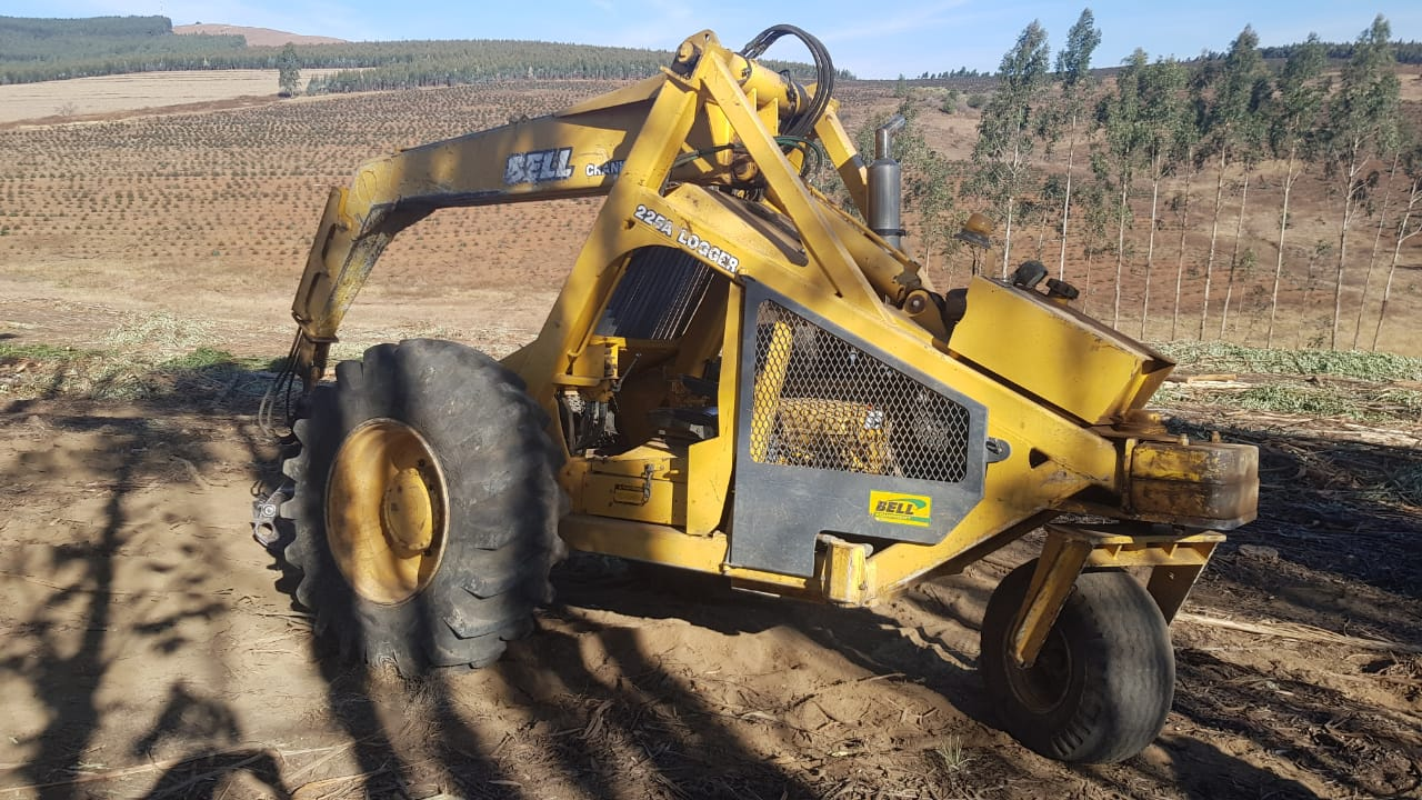 Bell Logger 225 For Sale