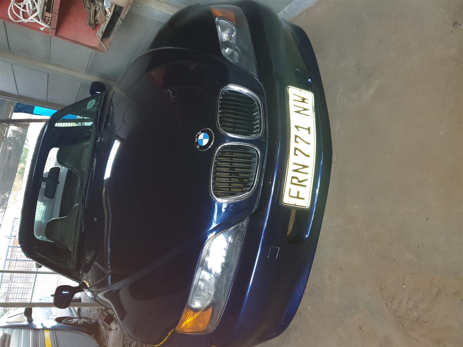 1997 BMW Z3