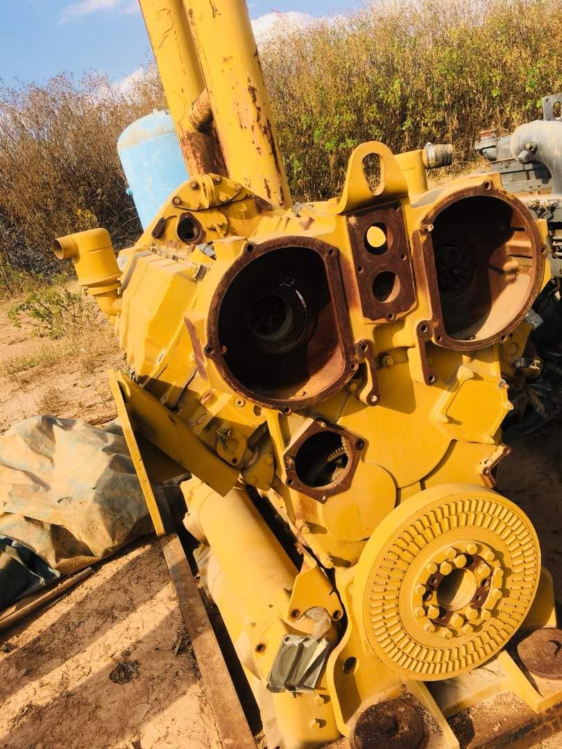 CAT C18 / C13 / C11 / C15 stripped for parts   Junk Mail