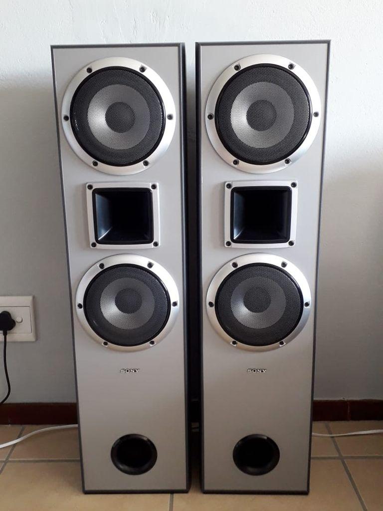 Sony Tallboy Speakers