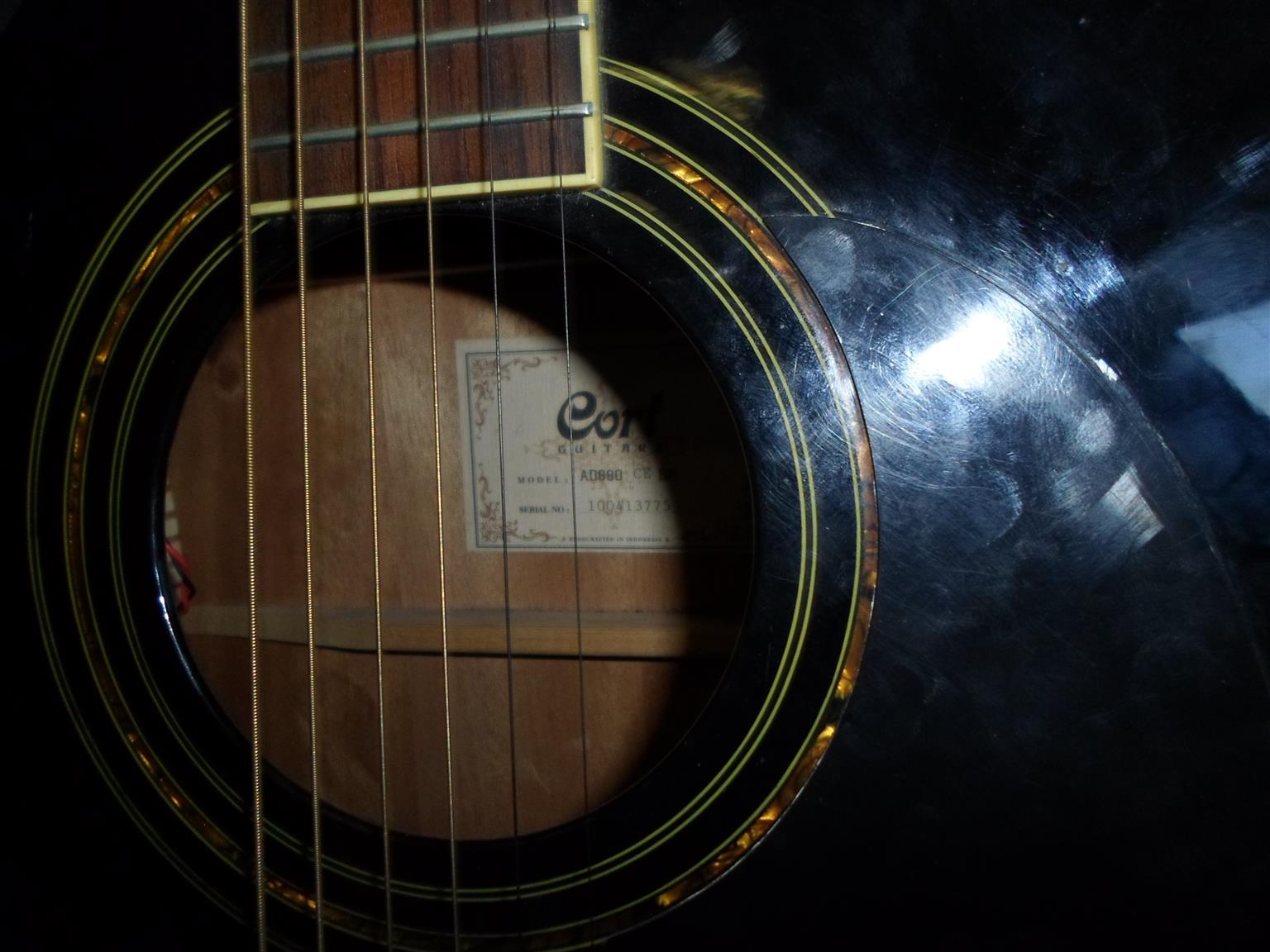 Cort Acoustic Electric Guitar