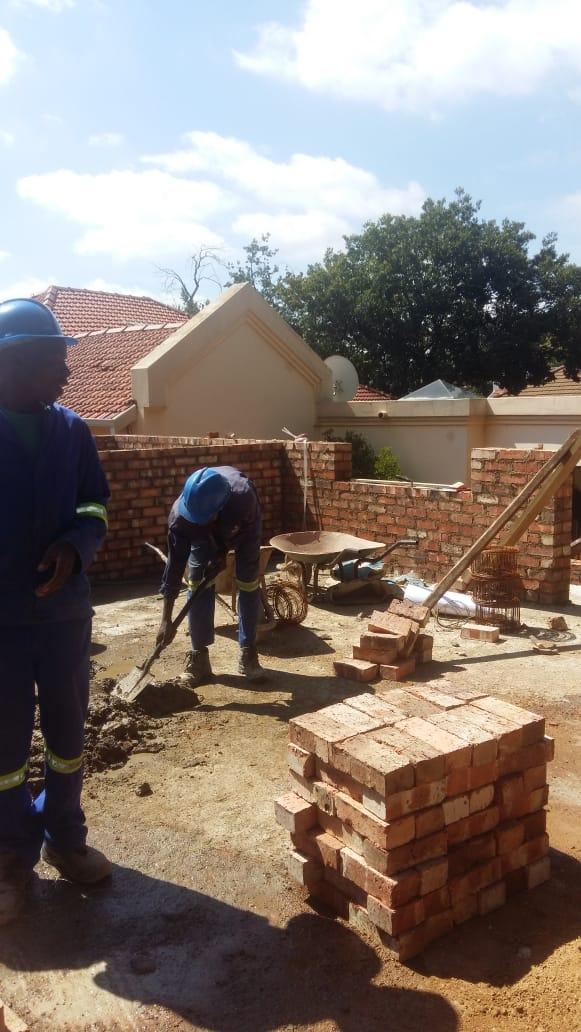 Builder-home renovations.