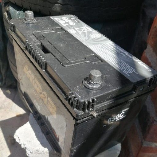 Old batteries wanted for cash