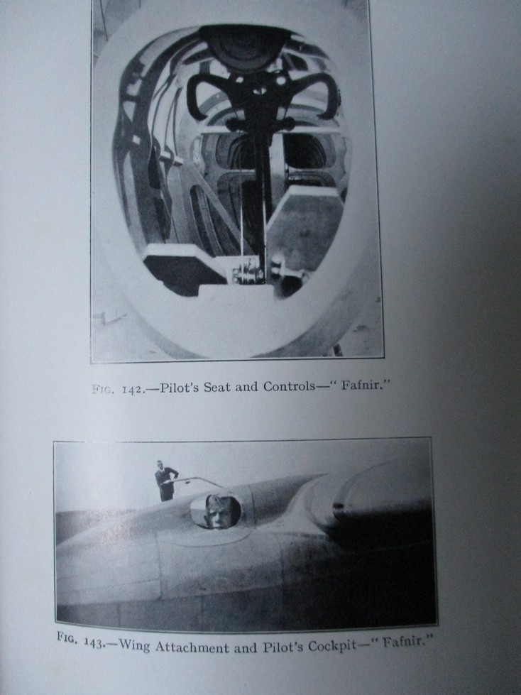 Sailplanes , Their Design, Construction and Pilotage 1937