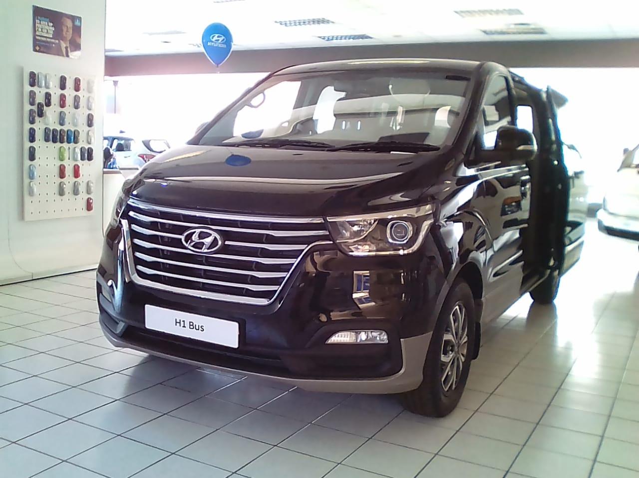2018 Hyundai H1 H 1 2 4 Wagon Gls Junk Mail