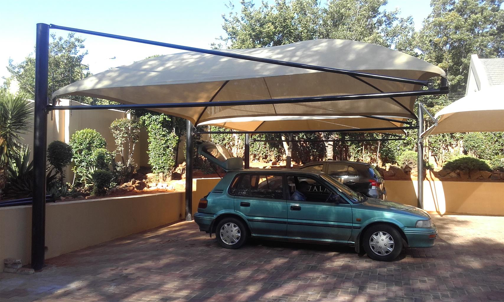 MABUZA CARPORTS AND SHADES PORTS