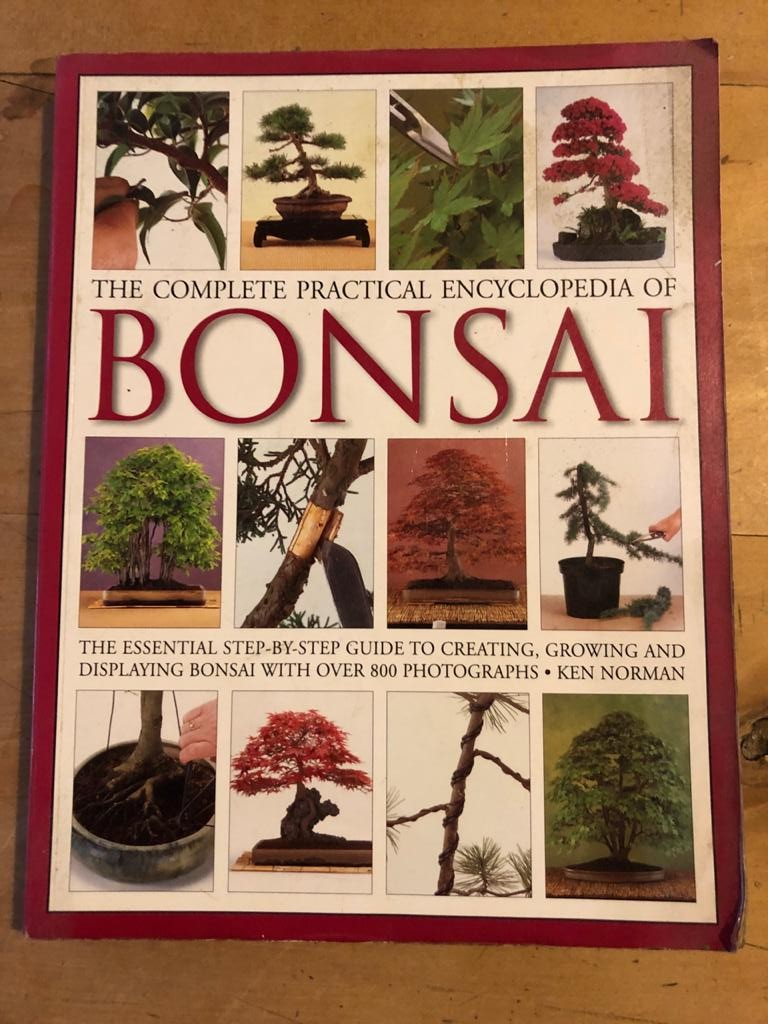The Complete Practical Encyclopedia Of Bonsai Ken Norman Perfect Timing For Lockdown Junk Mail