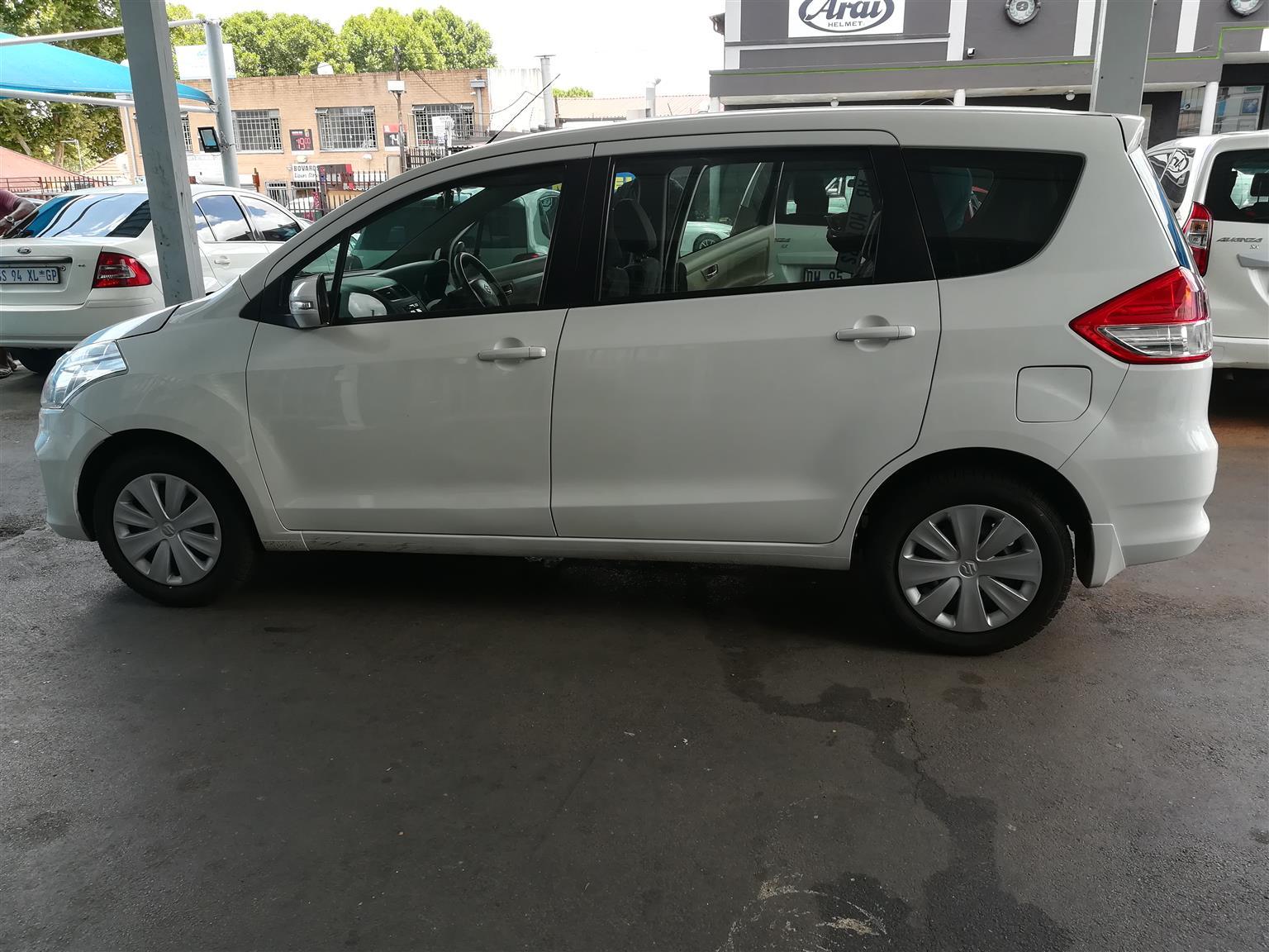2016 Suzuki Ertiga 1.4 GL