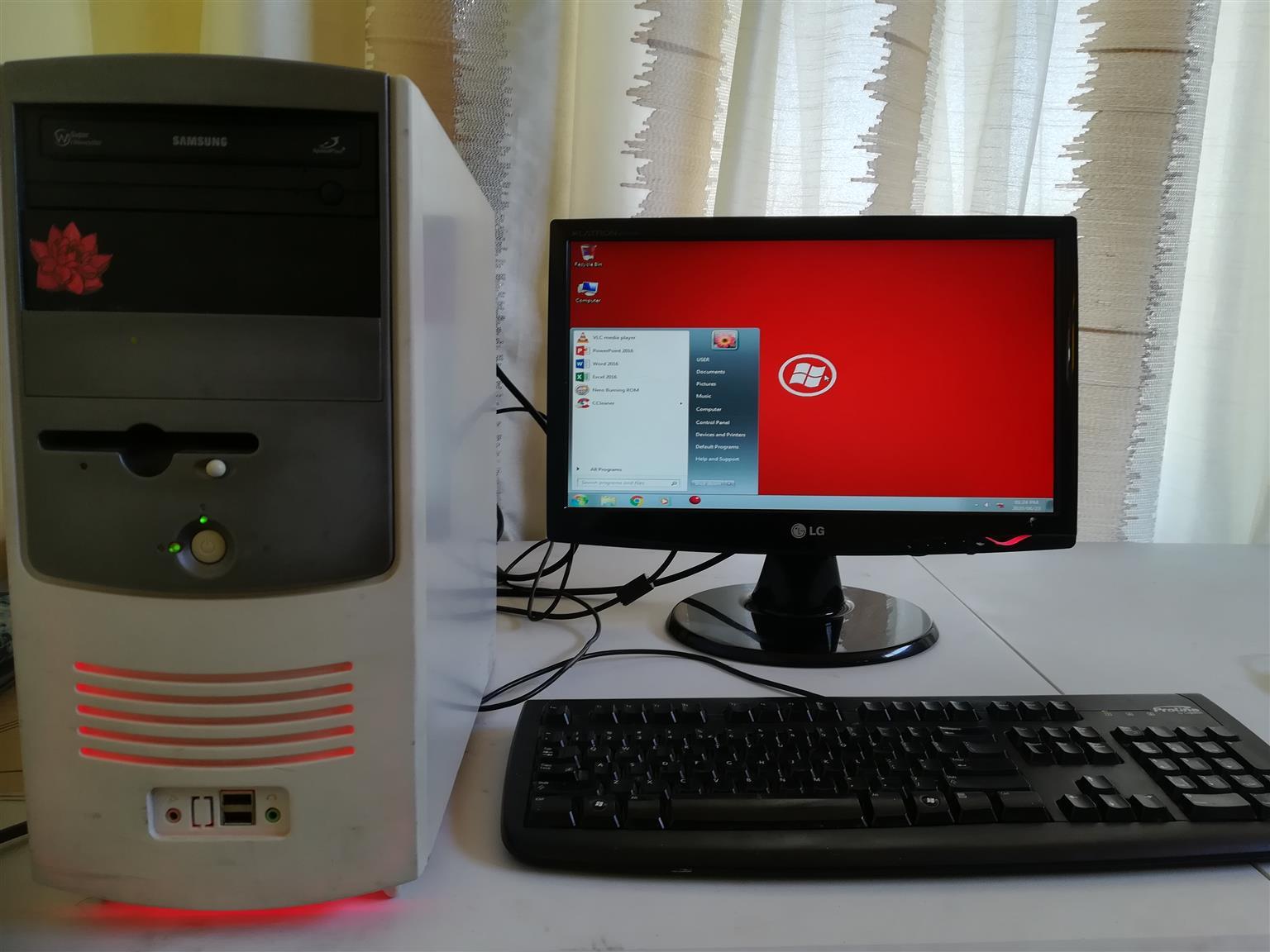 Desktop PC for 6