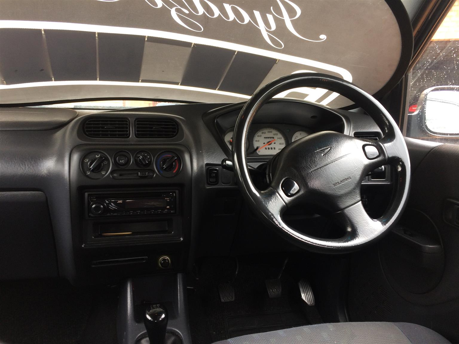 2006 Daihatsu Terios 1.5 4x4