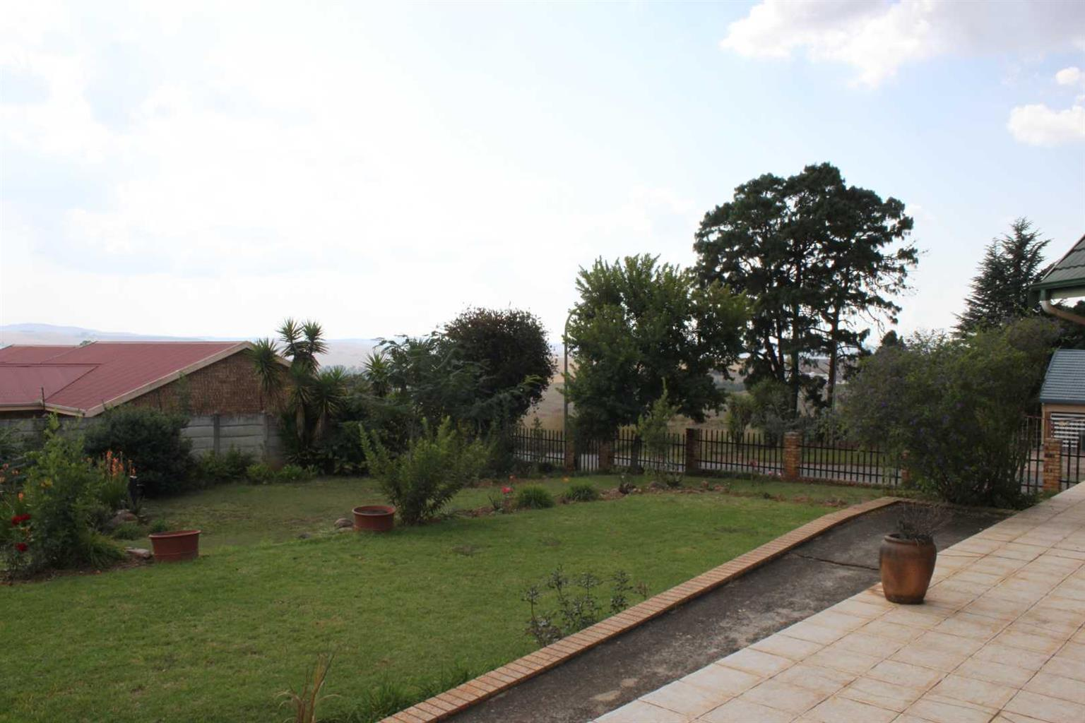 House For Sale in Machadodorp