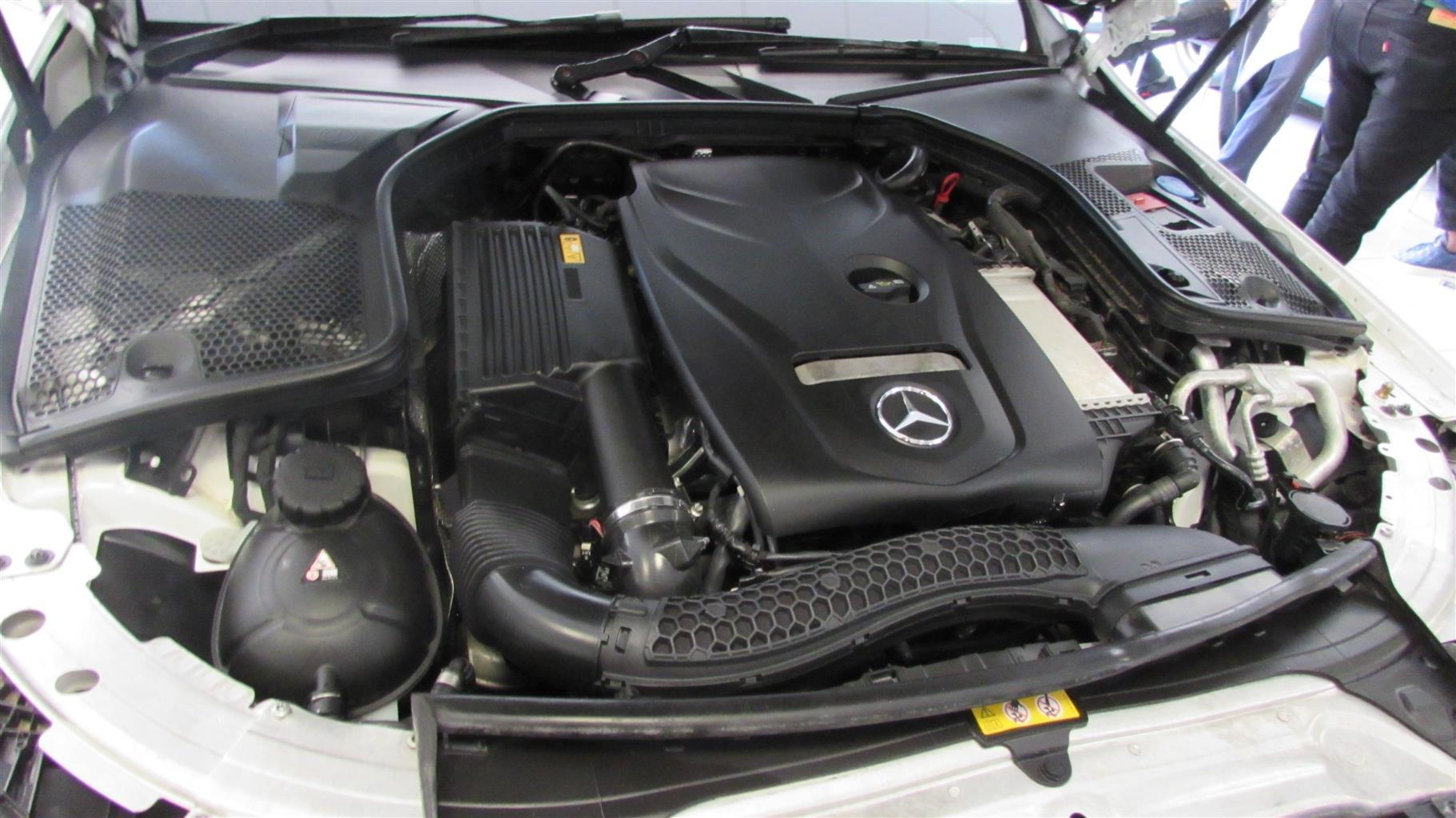 2017 Mercedes Benz 180C