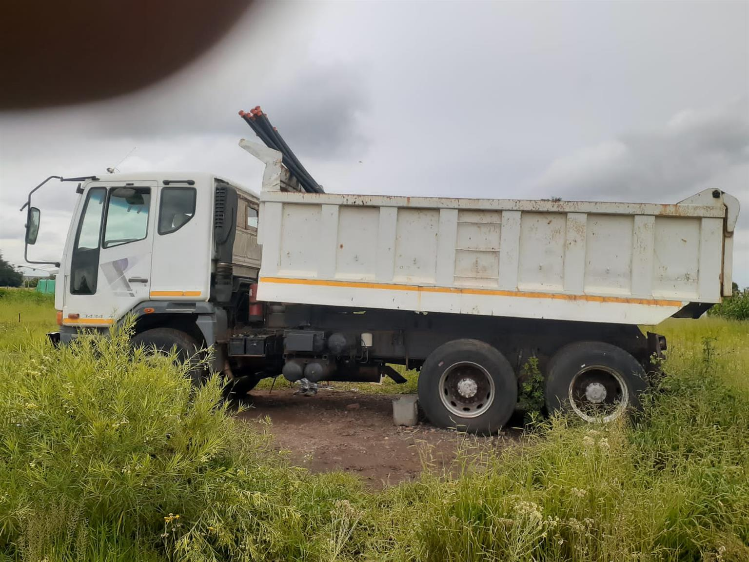 Tippers for hire on Affordable price