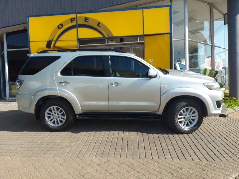 2013 Toyota Fortuner 3.0D 4D automatic