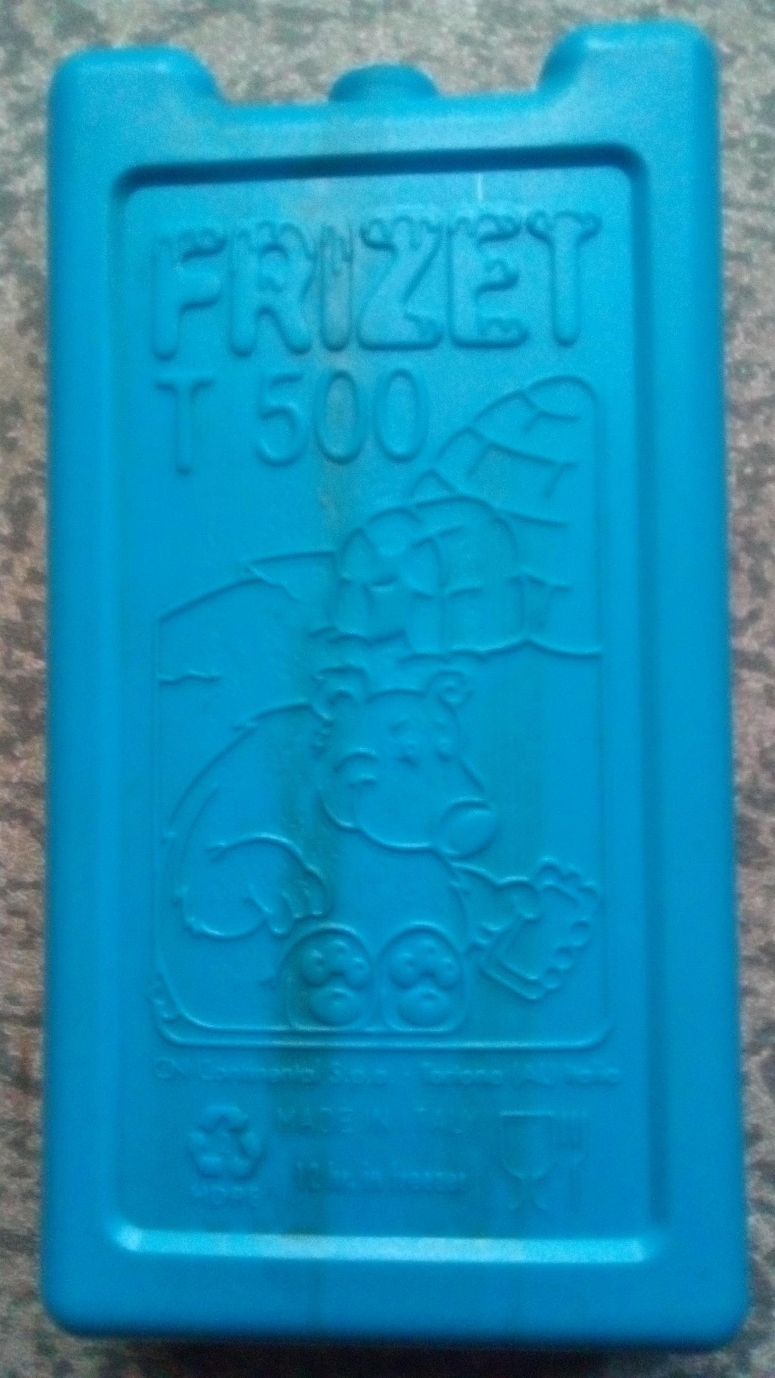 Frizet - T500 x 35 ice brick