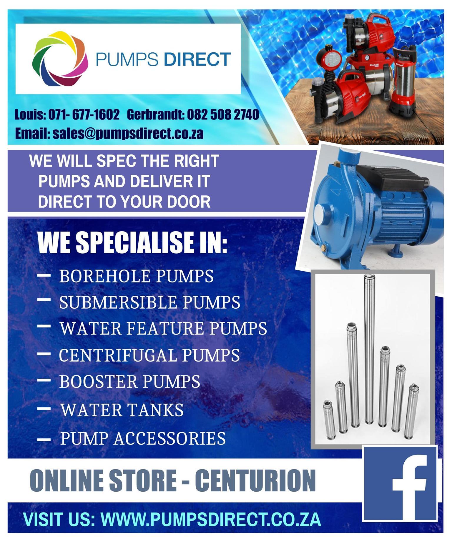 Pumps Direct