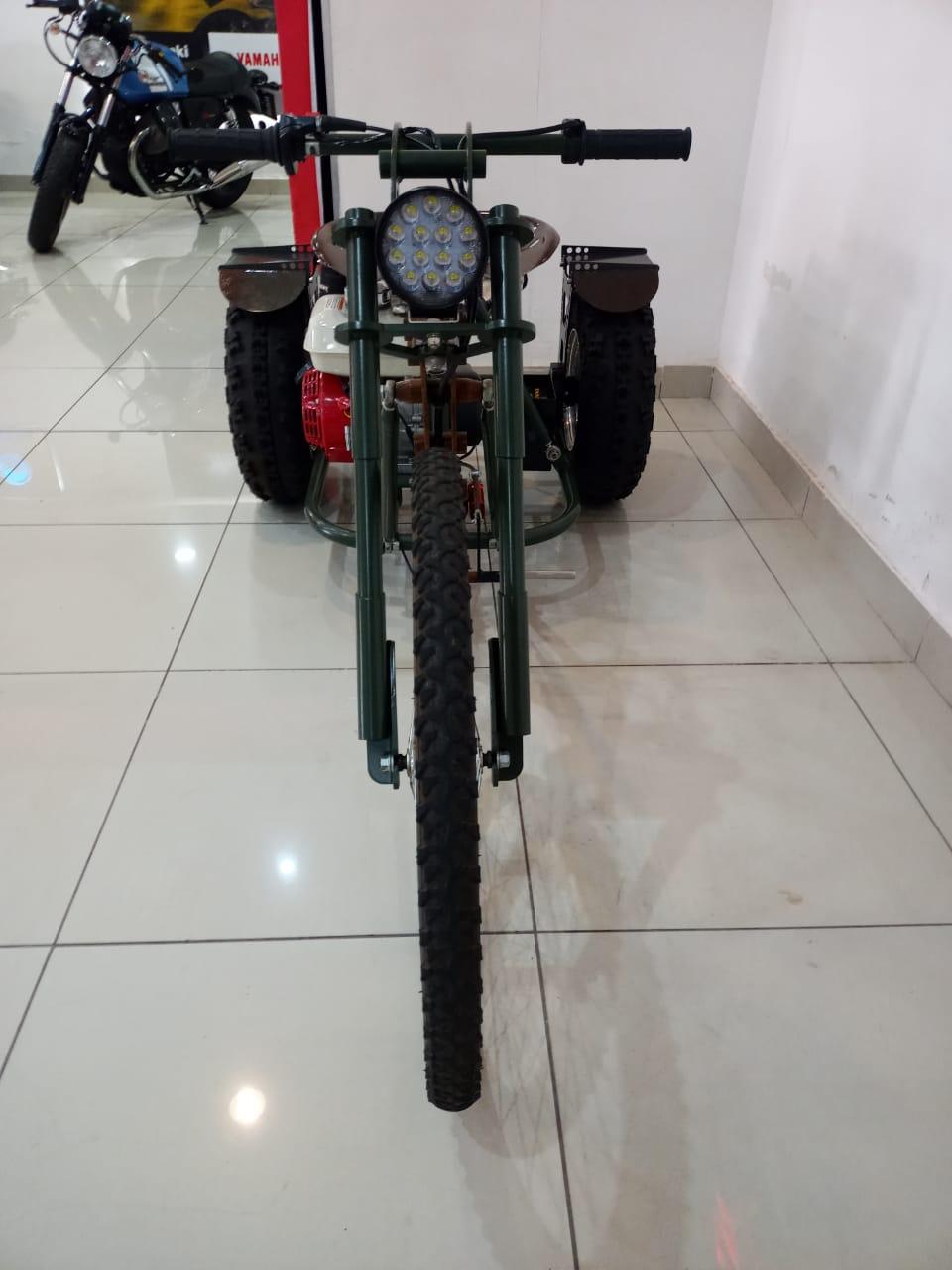 2018 Honda LS