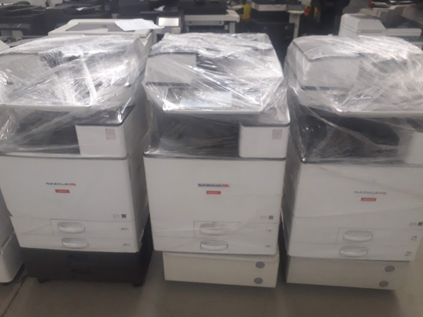 Canon Digital Copiers - Refurbished Canon Copiers - Black & White