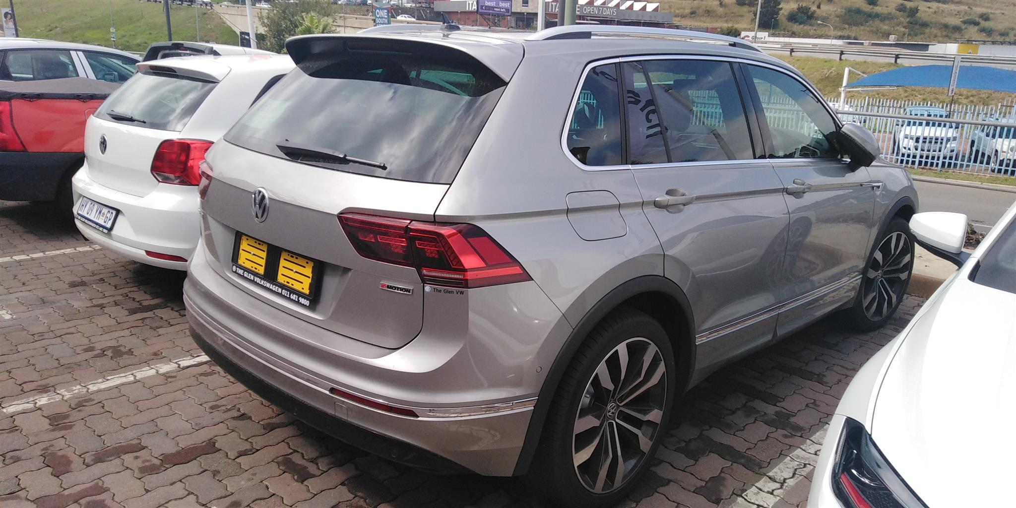 2019 VW Tiguan 2.0TDI 4Motion Highline R Line