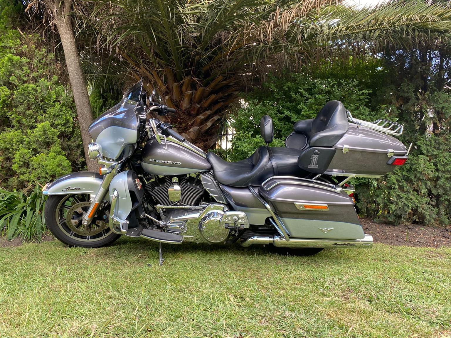 Harley Davidson Ultra limited - 2014