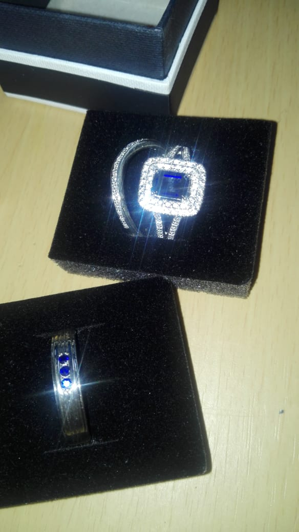 American Swiss Wedding Rings Junk Mail