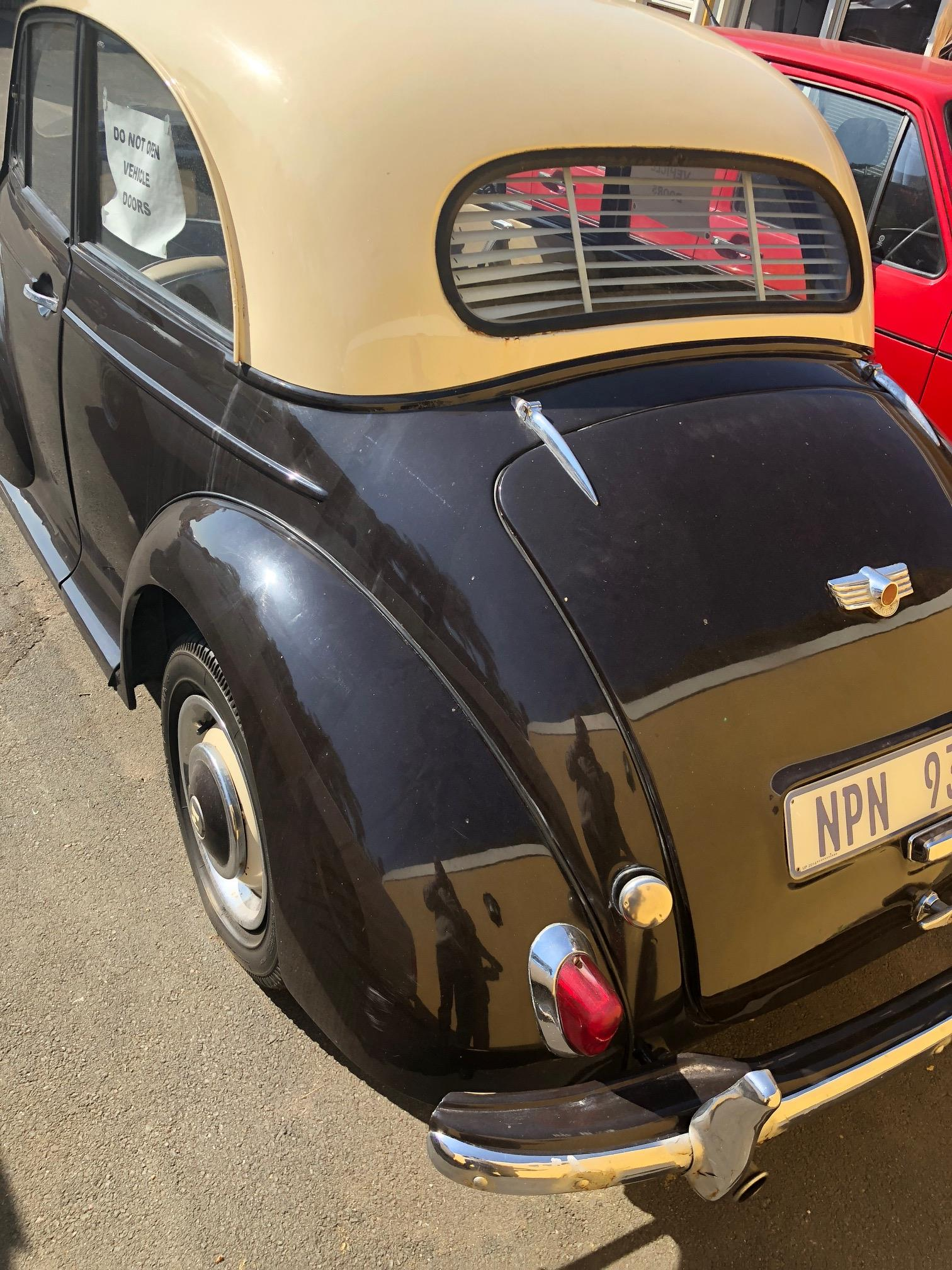 1954 Morris Minor for sale