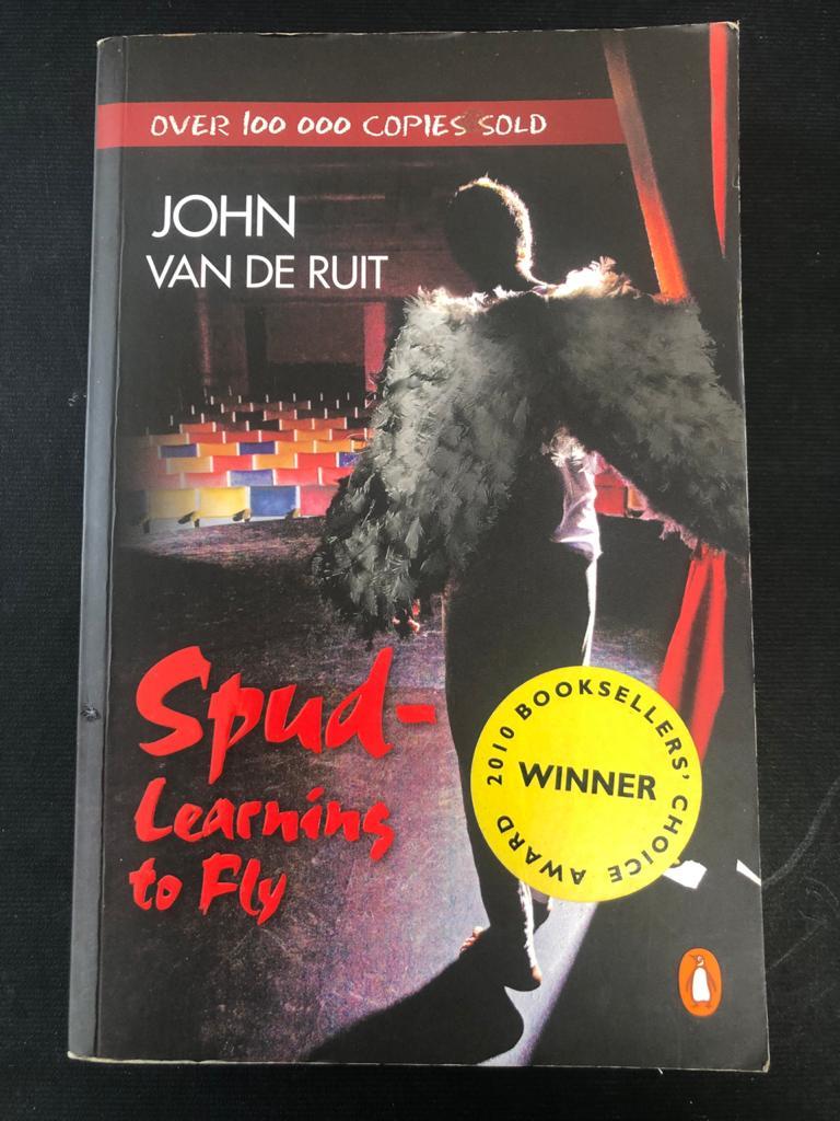 Spud - Learning to Fly. John Van de Ruit Paperback – by John Van De Ruit