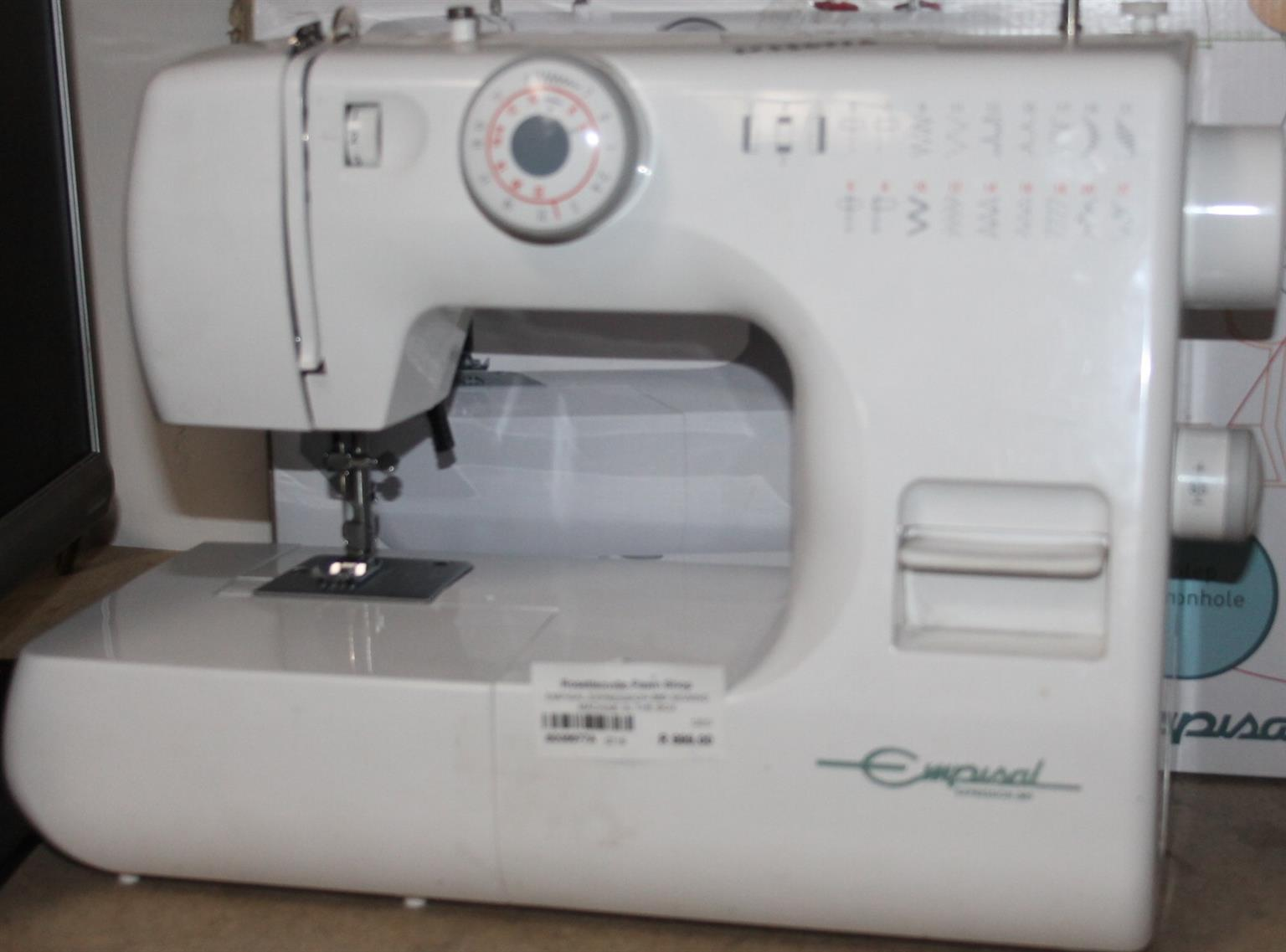 S035677A Empisal expression 889 sewing machine in box #Rosettenvillepawnshop