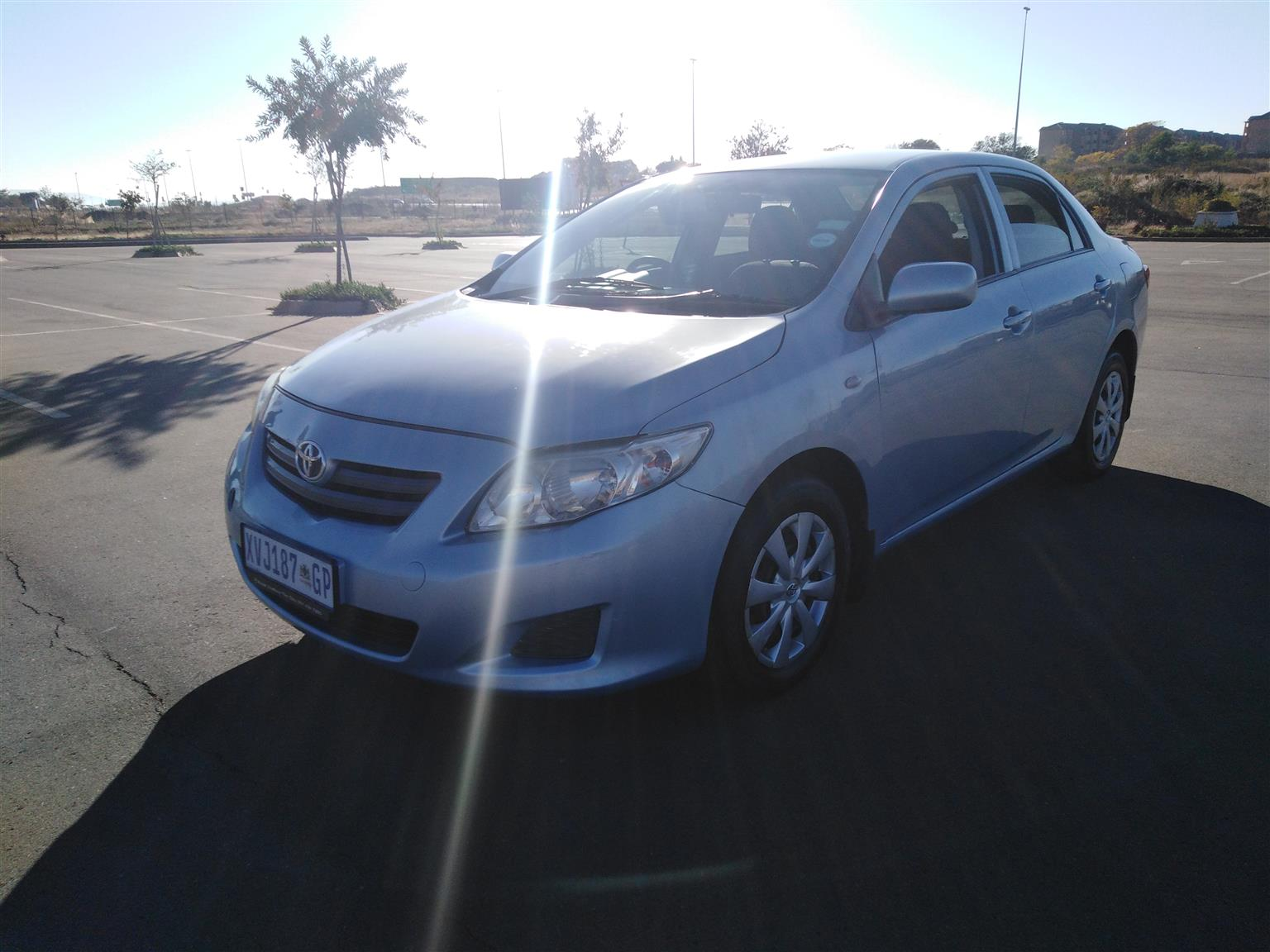 2008 Toyota Corolla 1.4 Professional
