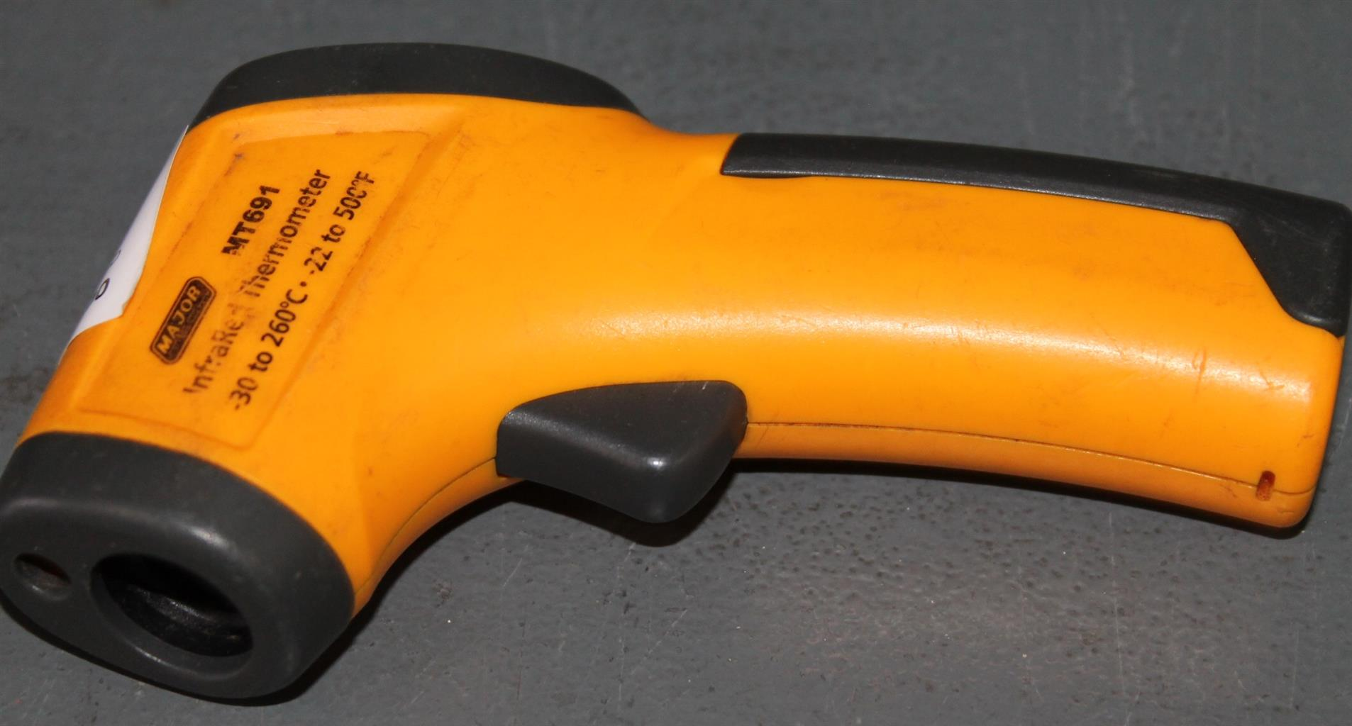 Majortech infrared thermometer S031261A #Rosettenvillepawnshop