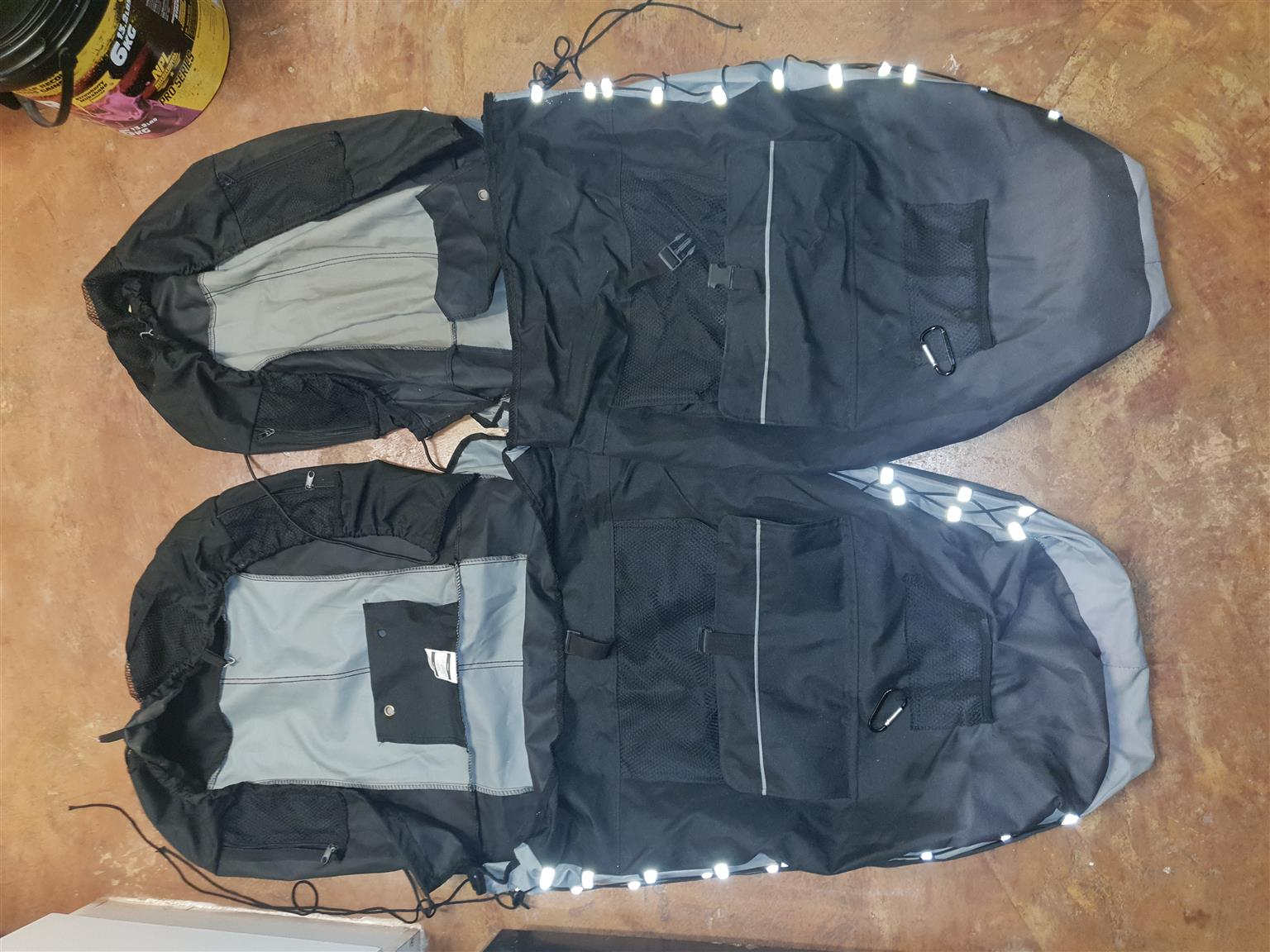 Seat Covers for bakkie x2
