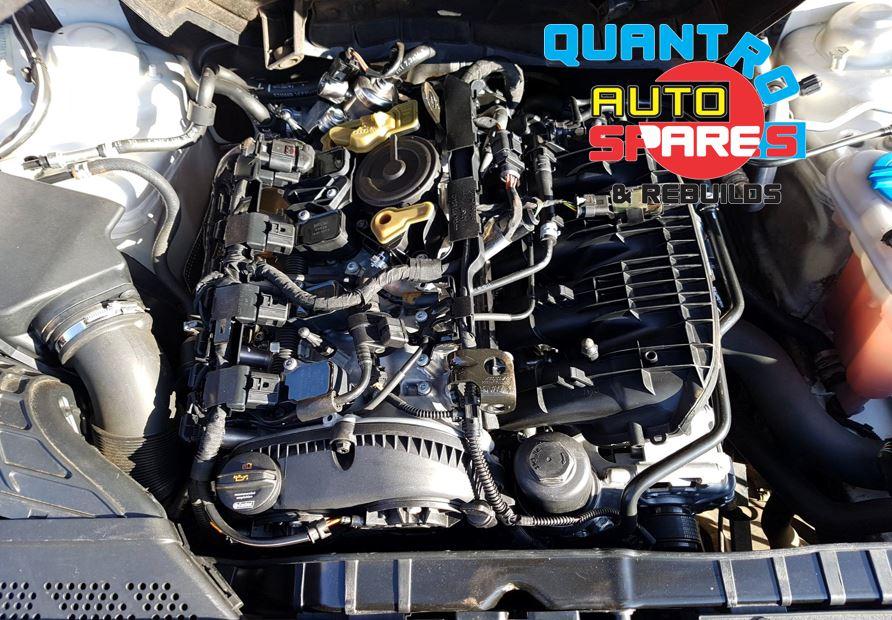 Audi A4 1.8 T cje engine for sale