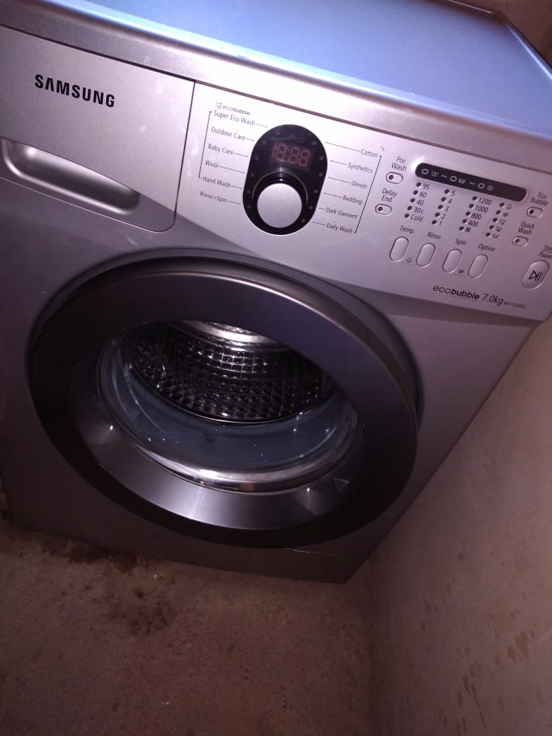 7kg Samsung washing machine