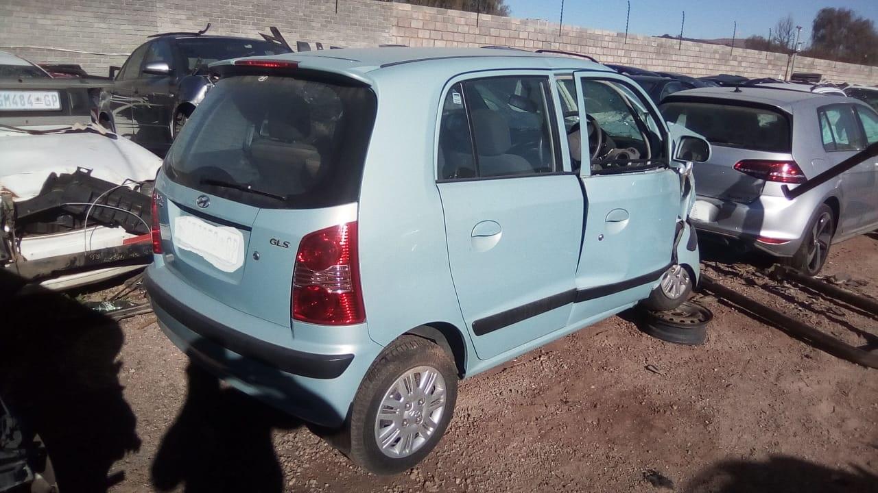 Hyundai Atos Stripping For Spares