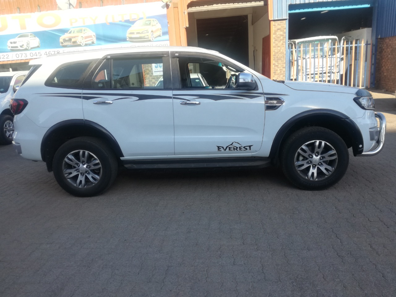 2018 Ford Everest EVEREST 3.2 TDCi XLT 4X4 A/T