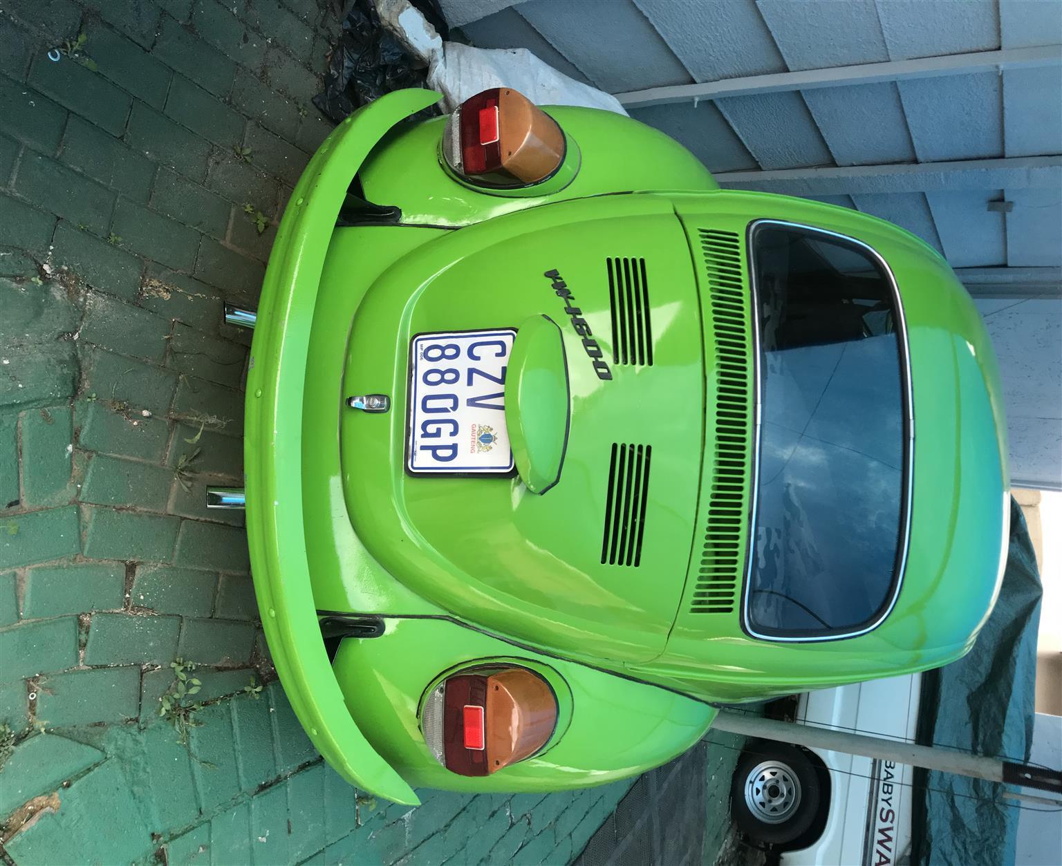 1970 VW Beetle BEETLE 2.0 Highline A/T
