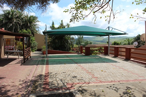 Mtwalume Riverside-on-Sea Chalets - A holiday resort